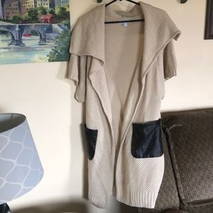 New York & Co women's sz S cardigan euc